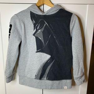 Gap Star Wars Darth Vader Hoodie Sweatshirt